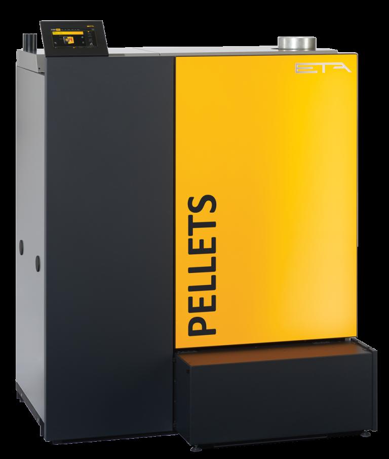 ETA PC PelletsCompact pelletspanna