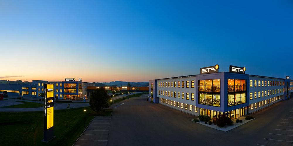 Österrikiska ETA är en av Europas ledande tillverkare av biobränslepannor
